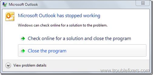 Microsoft Windows Update KB-3097877 Causes Outlook To Crash