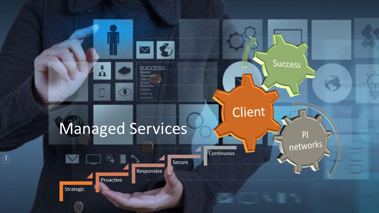 PJ Networks Managed Services Charlottesville
